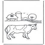Разнообразные - Корова