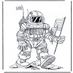 Разнообразные - Космонавт