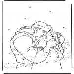 Персонажи комиксов - Красавица и чудовище 2