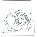 Персонажи комиксов - Красавица и чудовище 5