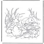 Разнообразные - Кролик Петер 1