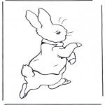 Разнообразные - Кролик Петер 4
