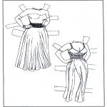 Рукоделие - куклы - Одежда 1