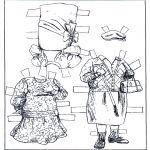 Рукоделие - куклы - Одежда 2
