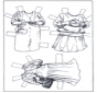 куклы - Одежда 3