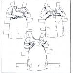 Рукоделие - куклы - Одежда 6