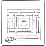 Рукоделие - Лабиринт Мышь
