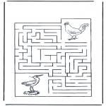 Рукоделие - Лабиринт Птицы