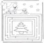 Лабиринт Рождество 3