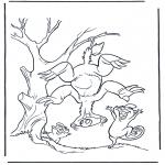 Персонажи комиксов - Ледниковый период 7
