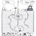 Рукоделие - Лист календаря 3