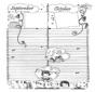 Лист календаря 5