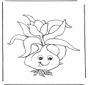 Луковица цветка