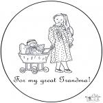Темы - Любимой бабушке