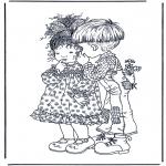 Разнообразные - Мальчик и девочка