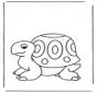 Маленькая черепаха