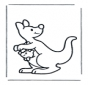 Маленький кенгуру