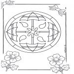 Мандалы - Мандала 14