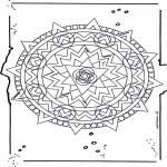 Мандалы - Мандала 19