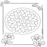 Мандалы - Мандала 9