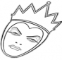 Маска Королева 1