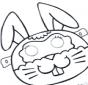 Маска Кролики