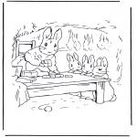 Разнообразные - Мать крольчиха 1