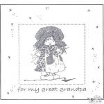 Темы - Милому дедушке