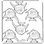 Рукоделие - Мобили Рыбы
