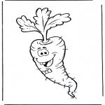 Разнообразные - Морковь
