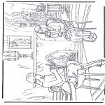 Персонажи комиксов - Нарния 3