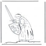 Персонажи комиксов - Нарния 4