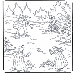 Персонажи комиксов - Нарния 6