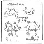 Рукоделие - Одежда для куклы 1