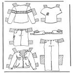 Рукоделие - Одежда для куклы 2