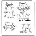 Рукоделие - Одежда для куклы 3