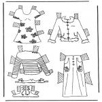 Рукоделие - Одежда для куклы 6