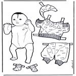 Рукоделие - Одежда для младенца