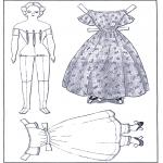 Рукоделие - Одежда  - куклы 1