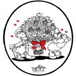 Темы - Открытка к дню св.Валентина 3