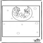 Рукоделие - Открытка Младенец 2