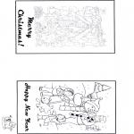 Рукоделие - Открытка Рождество 2
