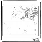 Рукоделие - Открытка Рождество 4