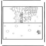 Рукоделие - Открытка Рождество 5