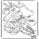 Разнообразные - Овощи 3