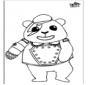 панда 1