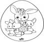 Пасхальное яйцо 6