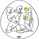 Темы - Пасхальное яйцо 8