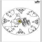 Темы - Пасхальные кролики