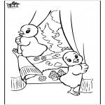 Темы - Пасхальные цыплята 2